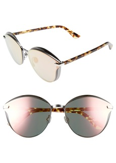 Christian Dior Dior Murmure 62mm Sunglasses