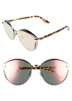 Dior Murmure 62mm Sunglasses