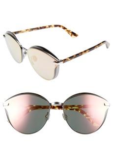 Dior Murmure 62mm Sunglasses