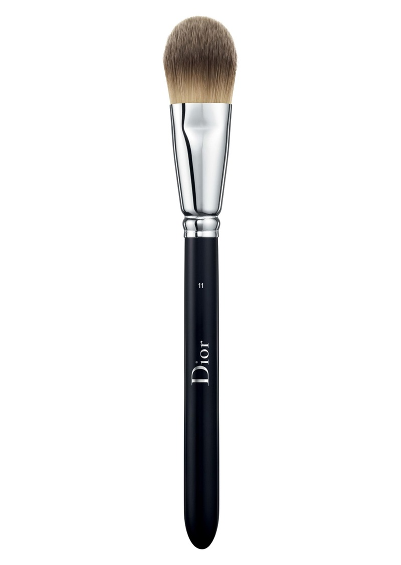 Christian Dior Dior No. 11 Light Coverage Fluid Foundation Brush