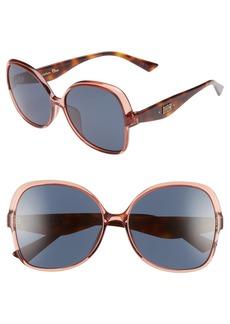 Christian Dior Dior Nuance F 60mm Sunglasses