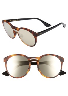 Dior Onde 1 50mm Round Sunglasses