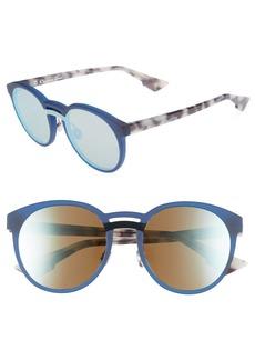 Christian Dior Dior Onde 1 50mm Round Sunglasses