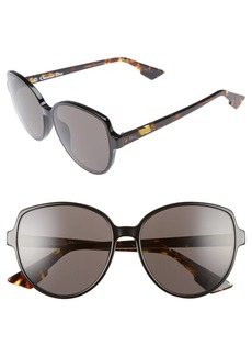 Christian Dior Dior Onde 2 58mm Sunglasses