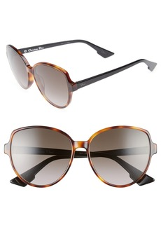 Dior Onde 2 58mm Sunglasses