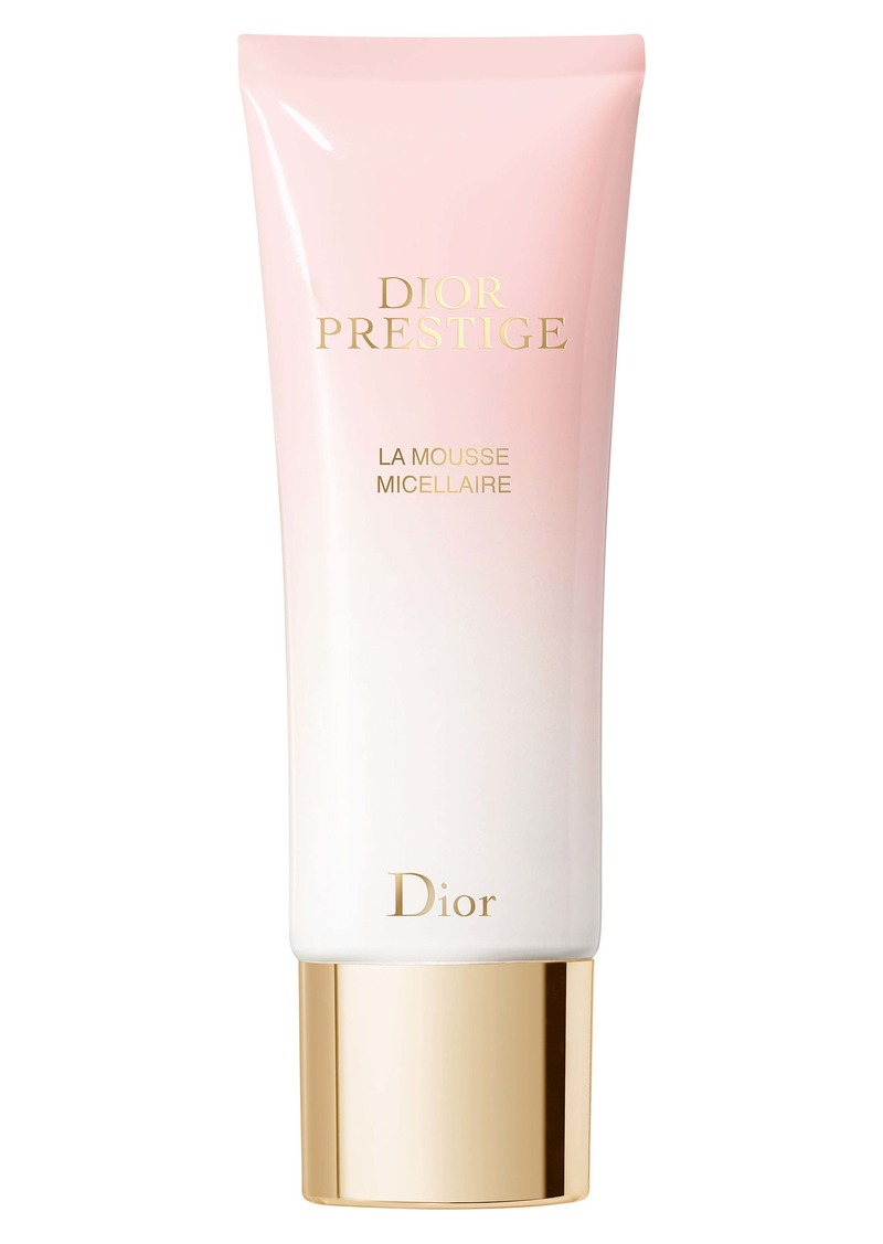 Christian Dior Dior Prestige La Mousse Micellaire Rose Whipped Mousse Cleanser