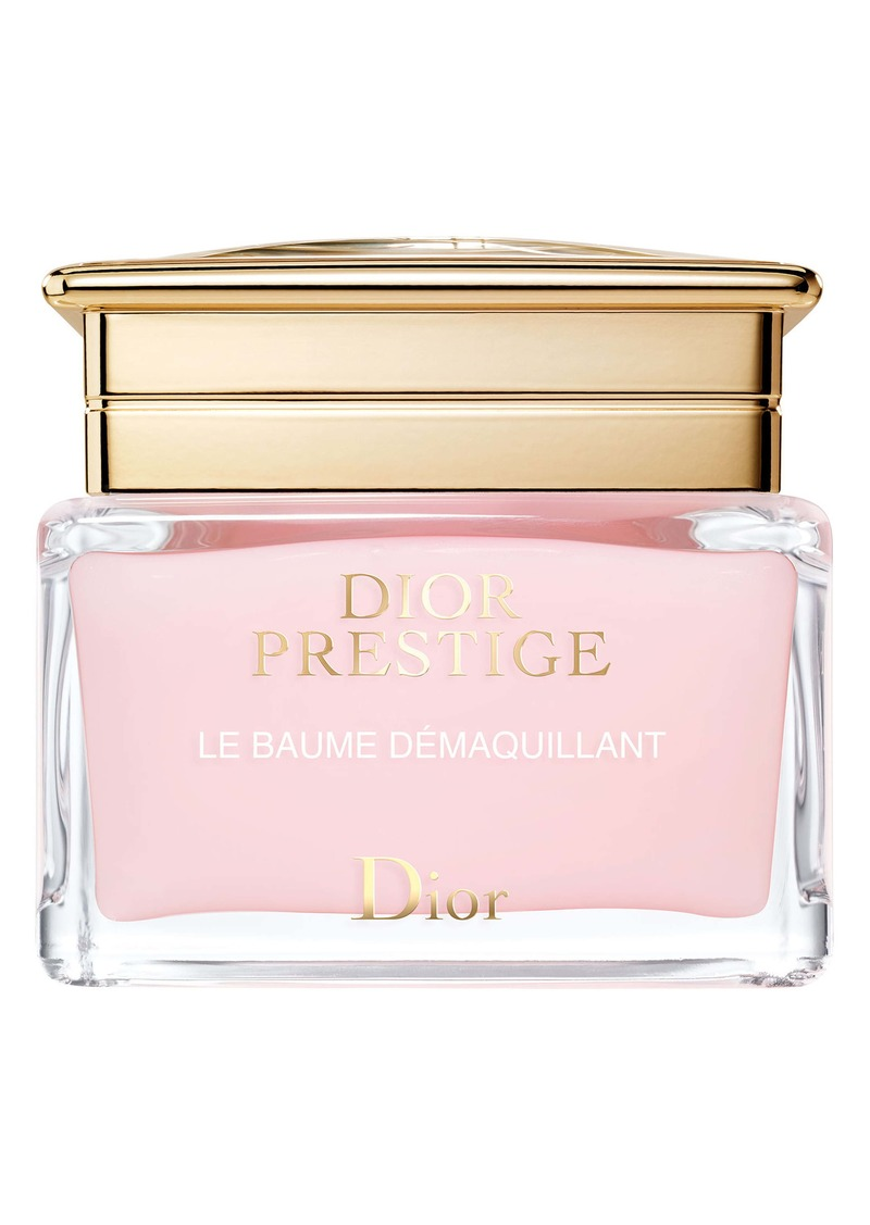 Christian Dior Dior Prestige Rose Cleansing Oil-Balm