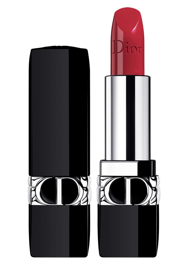 Christian Dior Dior Rouge Dior Refillable Lipstick