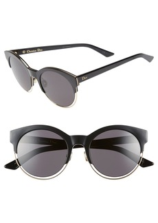 Dior 'Sideral 1' 53mm Sunglasses
