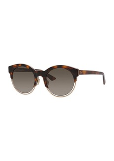 Christian Dior Dior Sideral 1 Cat-Eye Sunglasses