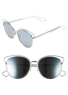 Christian Dior Dior Siderall 2 56mm Round Sunglasses