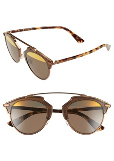 Christian Dior Dior 'So Real' 48mm Sunglasses