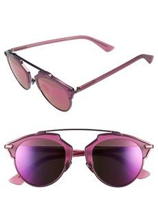 Christian Dior Dior 'So Real' 48mm Sunglasses