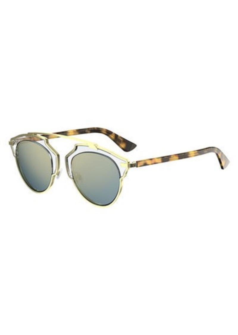 Christian Dior Dior So Real Acetate Sunglasses
