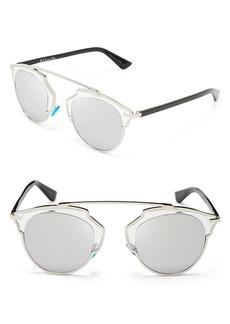 Christian Dior Dior Women's So Real Mirrored Sunglasses, 48mm