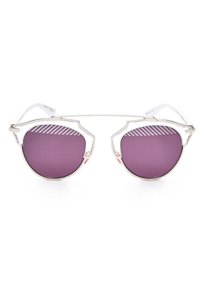 Christian Dior Dior Women's So Real Pantos Sunglasses, 47mm