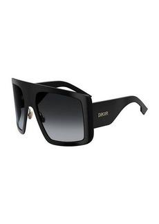 Christian Dior Dior Solight1 Gradient Shield Sunglasses