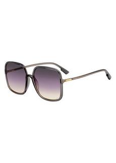 Christian Dior Dior SoStellaire1 Square Sunglasses