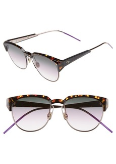 Christian Dior Dior Spectra 53mm Cat Eye Sunglasses