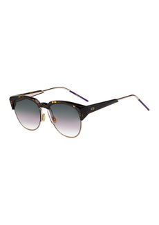 Christian Dior Dior Spectral 8 Semi-Rimless Sunglasses