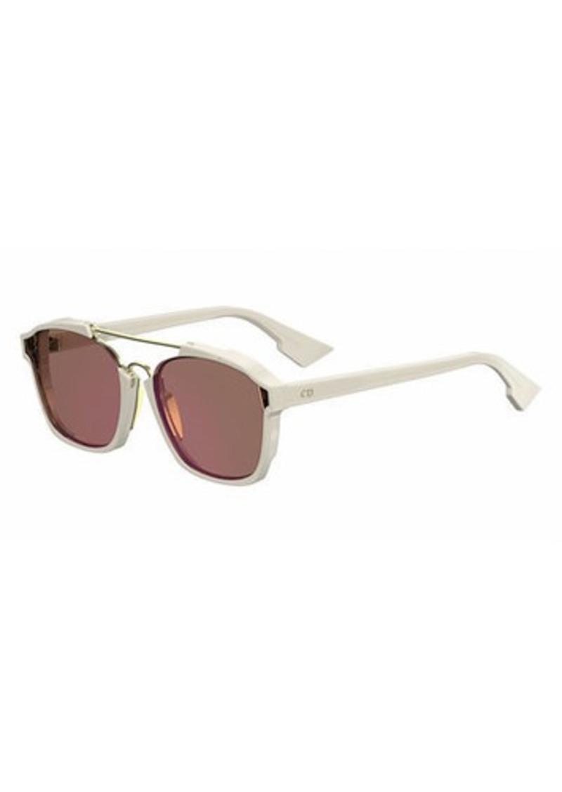 Christian Dior Dior Square Abstract Sunglasses