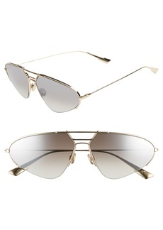 Christian Dior Dior Stellaire 5 62mm Oversize Sunglasses