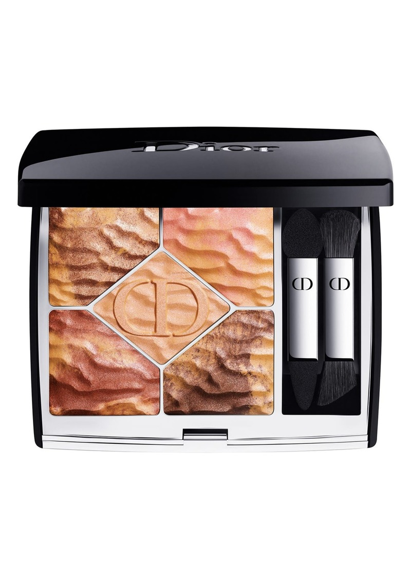 Christian Dior Dior Summer Dune 5 Couleurs Eyeshadow Palette (Limited Edition)