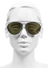 Christian Dior Dior 'Technos' 57mm Sunglasses