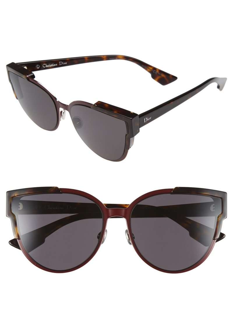 22ea09c6d5 Christian Dior Dior Wildly Dior 60mm Cat Eye Sunglasses