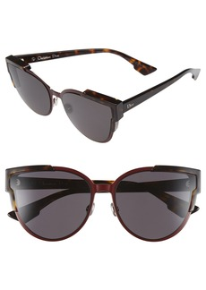 Christian Dior Dior Wildly Dior 60mm Cat Eye Sunglasses