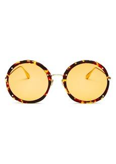 Christian Dior Dior Women's Hypnotic Round Sunglasses, 56mm