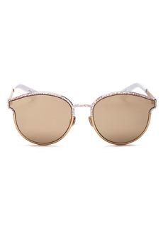 Christian Dior Dior Women's Symmetrics Round Sunglasses, 59mm
