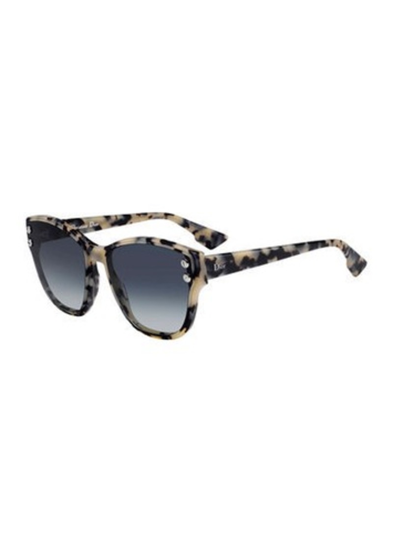 Christian Dior DiorAdd3 Monochromatic Studded Sunglasses