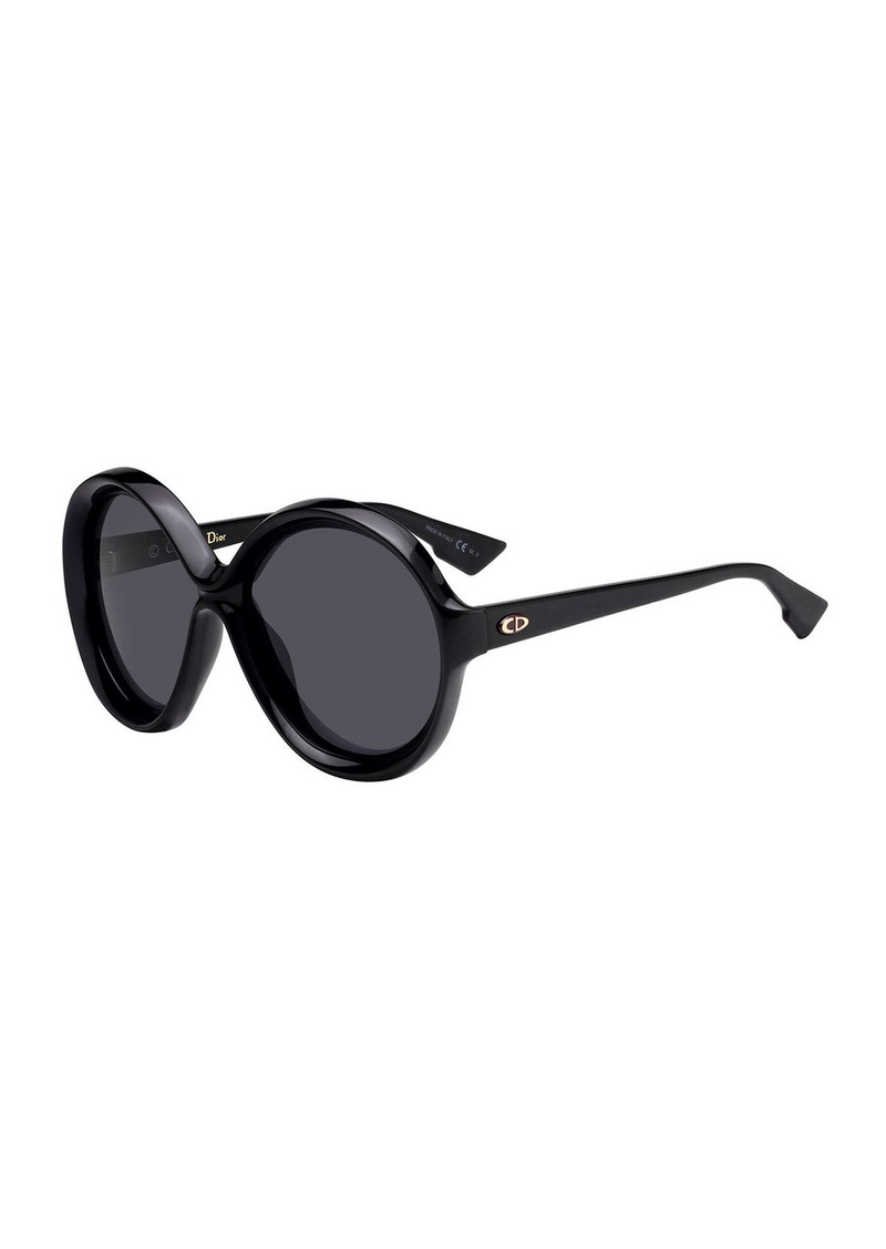 Christian Dior DiorBianca  Butterfly Sunglasses