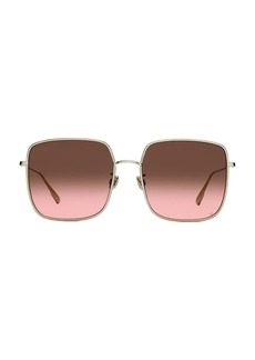 Christian Dior DiorByDior 59MM Square Sunglasses