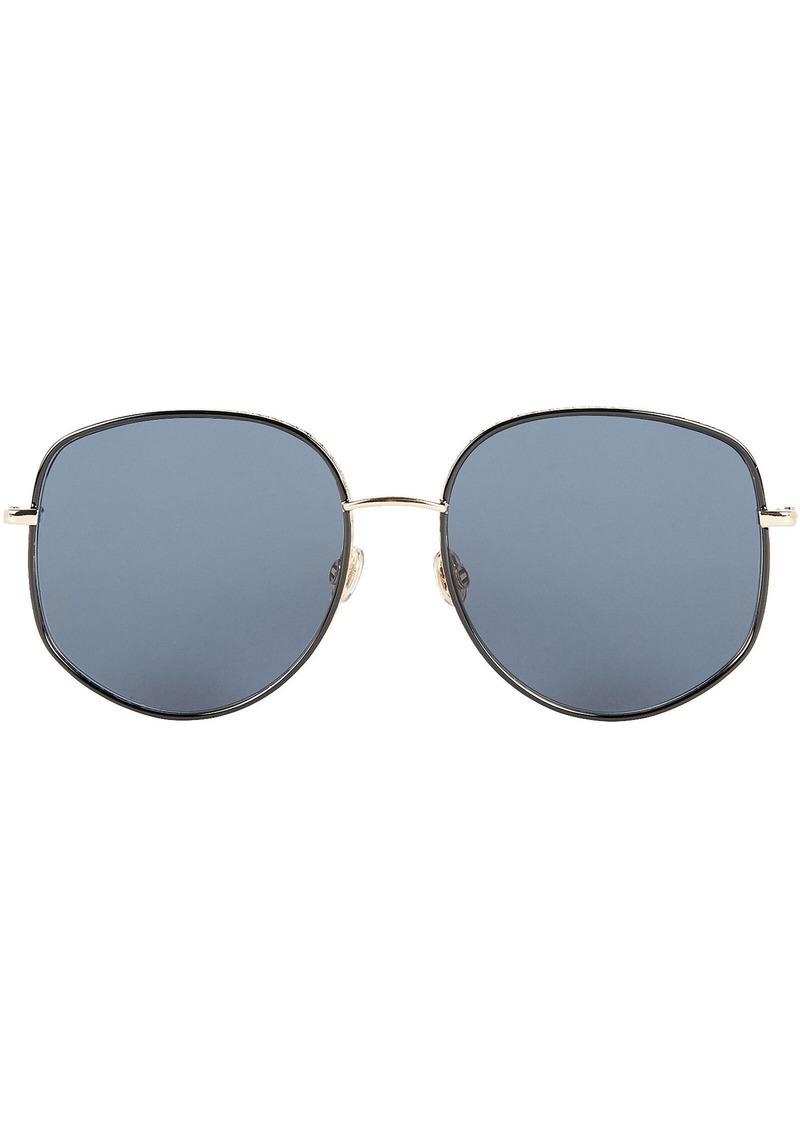 Christian Dior DiorByDior2 Pilot Sunglasses