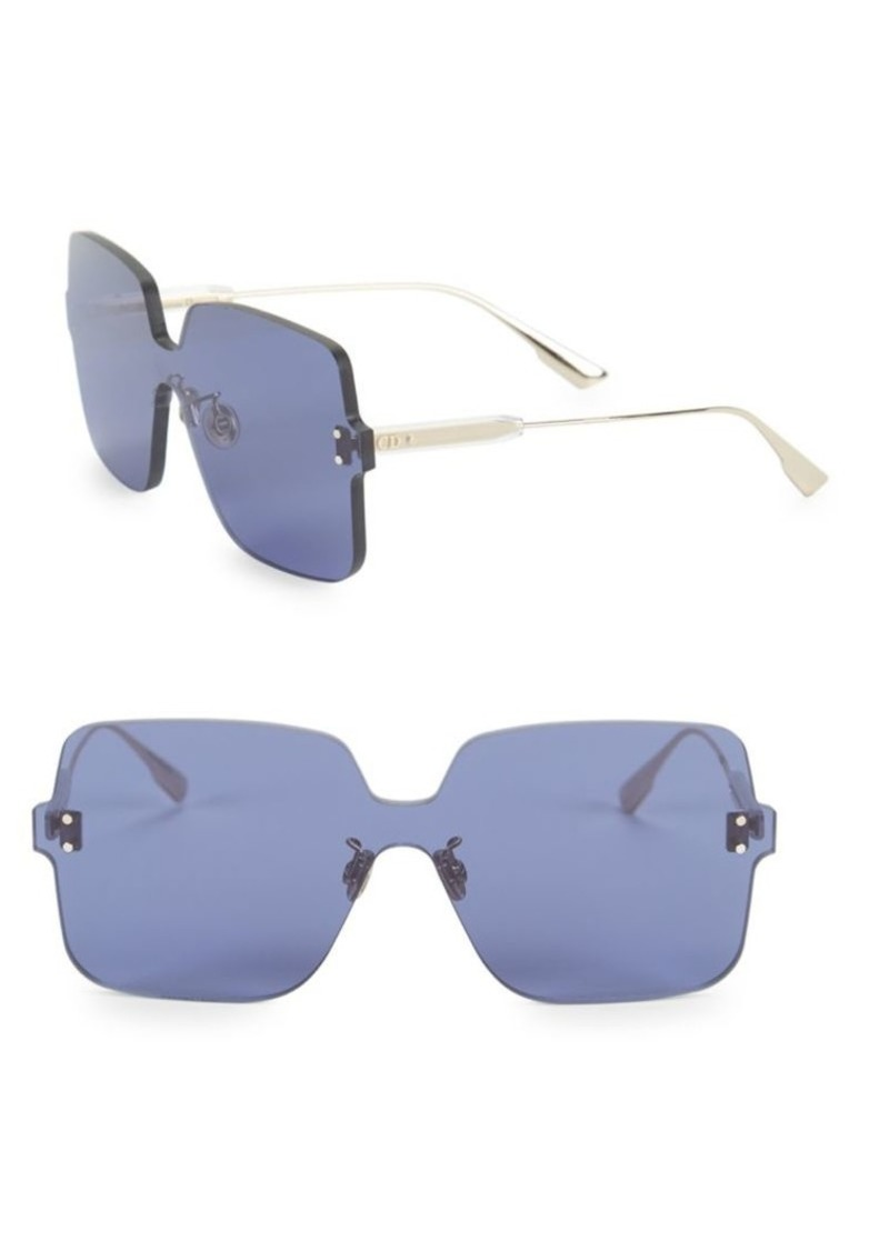 dc96d6e0dc98e Christian Dior DiorColorQuake1 99MM Square Sunglasses
