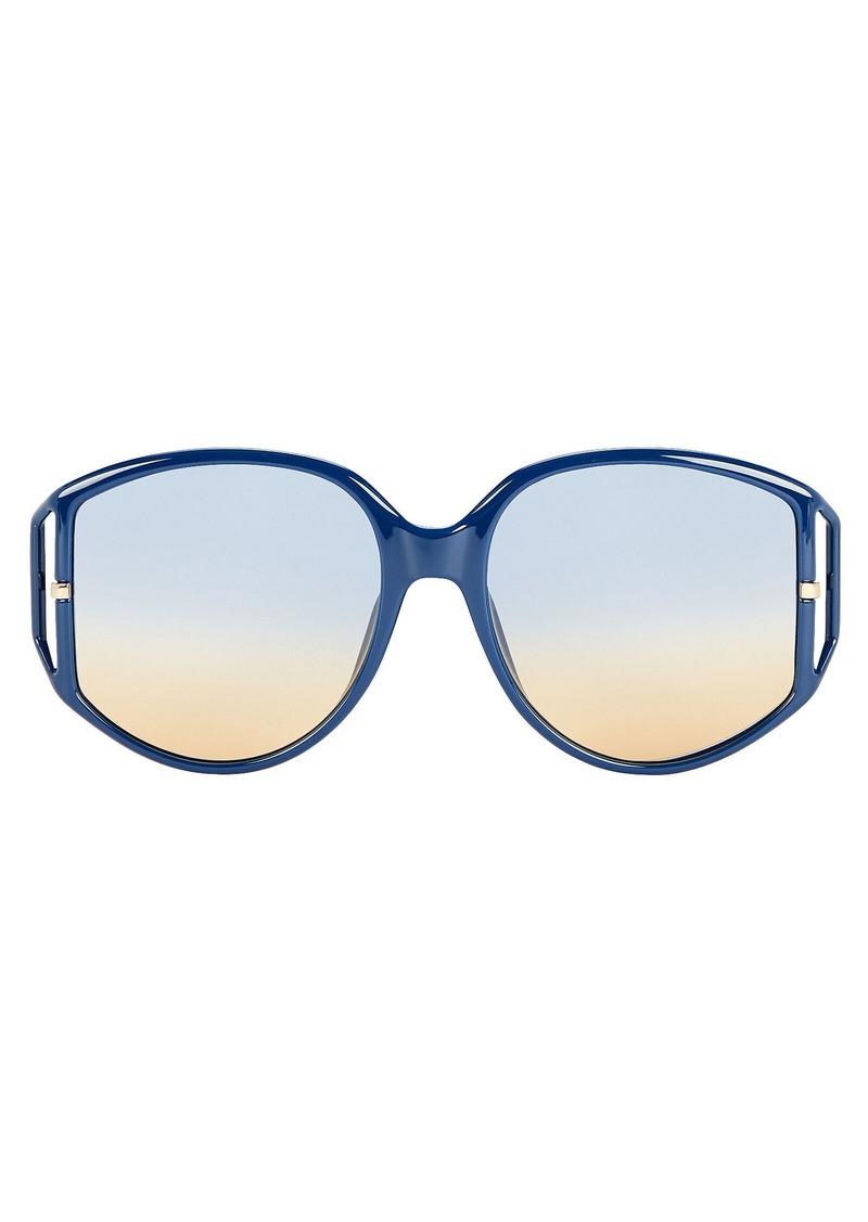 Christian Dior DiorDirection2 Round Sunglasses