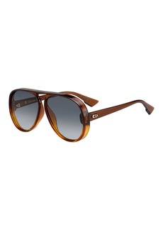 Christian Dior DiorLia Aviator Sunglasses