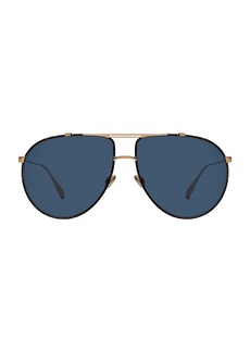Christian Dior DiorMonsieur1 63MM Aviator Sunglasses