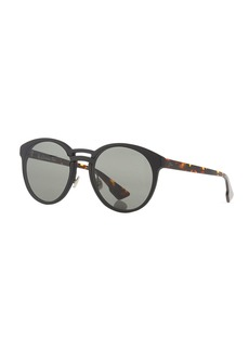 cc627d21d700 Christian Dior Dior DiorOnde1 Round Acetate Sunglasses