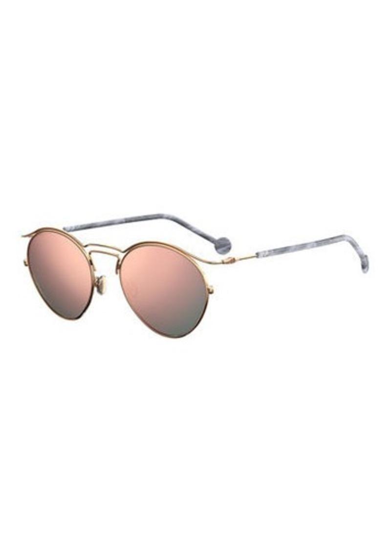 Christian Dior DiorOrigins1 Round Geometric Sunglasses