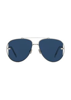 Christian Dior DiorScales 58MM Aviator Sunglasses