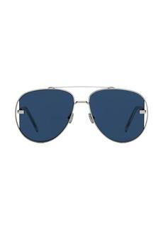 Christian Dior DiorScales 58MM Aviator Sunglasses