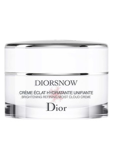 Christian Dior Diorsnow Brightening Refining Moist Cloud Crème