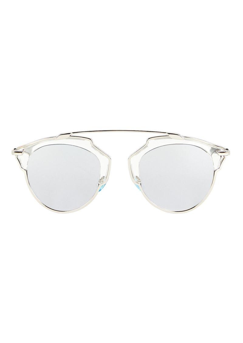 Christian Dior DiorSoReal Mirrored Sunglasses