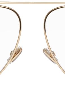 Christian Dior Gold Dior0221 Glasses
