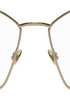 Christian Dior Gold DiorStellaire04 Glasses