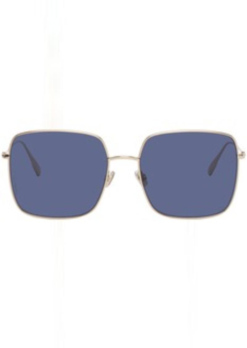 Christian Dior Gold DIORSTELLAIRE1 Sunglasses