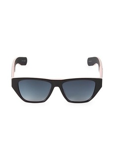 Christian Dior 'Inside Out 2' 54MM Rectangular Sunglasses